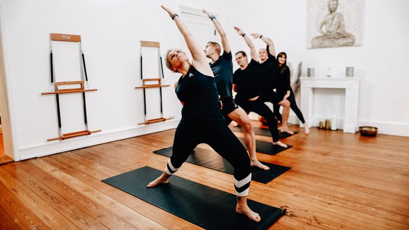 Vinyasa Yoga in Wuppertal