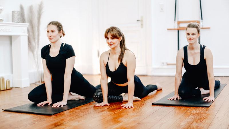 Yin Yoga in Wuppertal