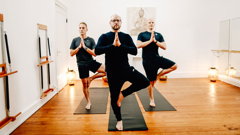Business Yoga in Wuppertal