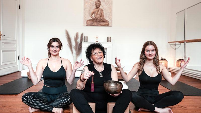 Familien Yoga in Wuppertal