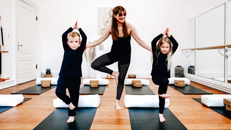 Kinder Yoga in Wuppertal
