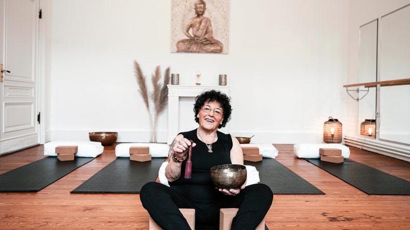 Yoga in Wuppertal für Senioren