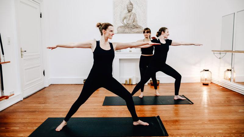 Yoga für Schwangere in Wuppertal