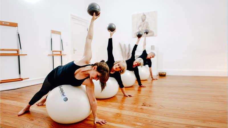 Classical Pilates Senior in Wuppertal