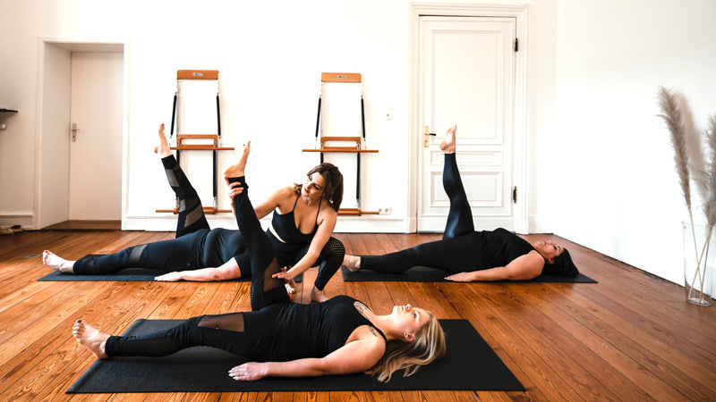 Classical Pilates in Wuppertal