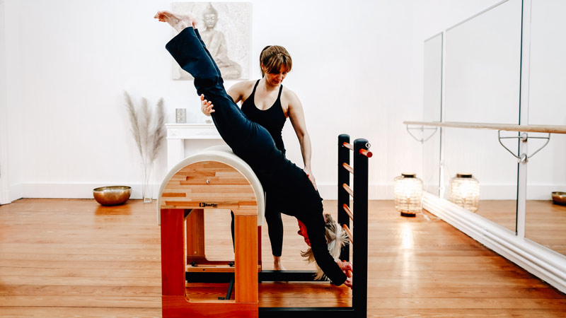 Contrology Pilates Senior in Wuppertal