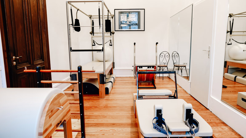 Contrology Pilates in Wuppertal