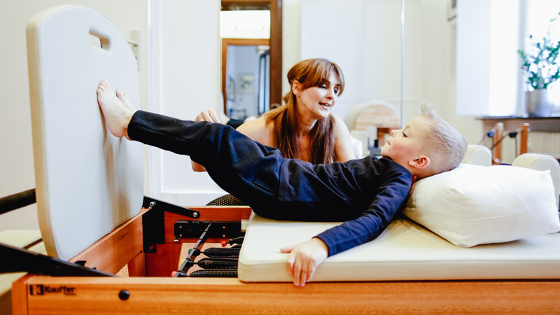 Junior Contrology Pilates in Wuppertal