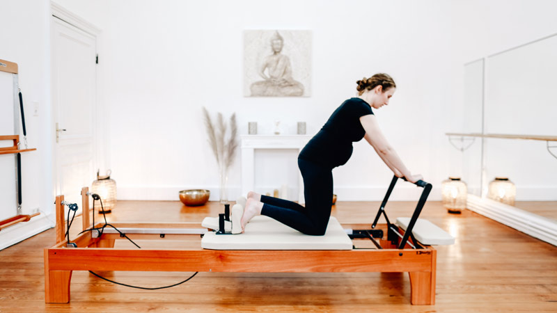Contrology Pilates für Schwangere in Wuppertal